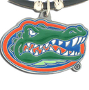 Siskiyou Buckle CPR4 Florida Gators Rubber Cord Necklace