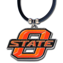 Siskiyou Buckle CPR58 Oklahoma State Cowboys Rubber Cord Necklace