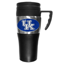 Siskiyou Buckle CPTM35 Kentucky Wildcats Steel Travel Mug w/Handle