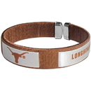 Siskiyou Buckle Texas Longhorns Fan Bracelet, CRB22