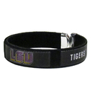 Siskiyou Buckle CRB43 LSU Tigers Fan Bracelet