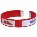 Siskiyou Buckle CRB59 Mississippi Rebels Fan Bracelet
