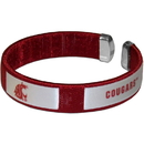Siskiyou Buckle CRB71 Washington St. Cougars Fan Bracelet