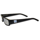 Siskiyou Buckle N. Carolina Tar Heels Black Reading Glasses +1.75, CRGB9-1-75