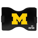 Siskiyou Buckle Michigan Wolverines RFID Wallet, CRIF36