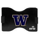 Siskiyou Buckle Washington Huskies RFID Wallet, CRIF49