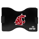 Siskiyou Buckle Washington St. Cougars RFID Wallet, CRIF71
