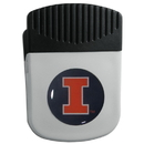 Siskiyou Buckle Illinois Fighting Illini Chip Clip Magnet, CRMC55