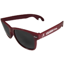 Siskiyou Buckle CS1B13M Alabama Crimson Tide Beachfarer Bottle Opener Sunglasses, Maroon