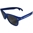 Siskiyou Buckle CS1B21BL Kansas Jayhawks Beachfarer Bottle Opener Sunglasses, Blue