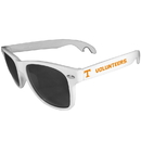 Siskiyou Buckle CS1B25W Tennessee Volunteers Beachfarer Bottle Opener Sunglasses, White