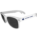 Siskiyou Buckle CS1B27W Penn St. Nittany Lions Beachfarer Bottle Opener Sunglasses, White
