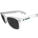 Siskiyou Buckle CS1B41W Michigan St. Spartans Beachfarer Bottle Opener Sunglasses, White