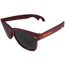 Siskiyou Buckle CS1B68M Arizona St. Sun Devils Beachfarer Bottle Opener Sunglasses, Maroon
