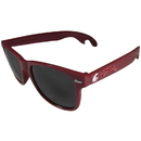 Siskiyou Buckle CS1B71M Washington St. Cougars Beachfarer Bottle Opener Sunglasses, Maroon