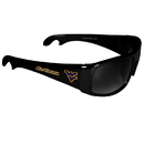 Siskiyou Buckle CS2B60 W. Virginia Mountaineers Wrap Bottle Opener Sunglasses