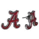 Siskiyou Buckle CSE13 Alabama Crimson Tide Stud Earrings