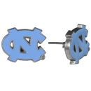 Siskiyou Buckle CSE9 N. Carolina Tar Heels Stud Earrings