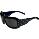 Siskiyou Buckle CSG60W W. Virginia Mountaineers Designer Women's Sunglasses