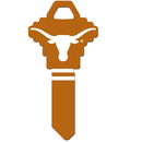 Siskiyou Buckle CSK22 Key - Texas Longhorns