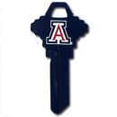 Siskiyou Buckle CSK54 Key - Arizona Wildcats