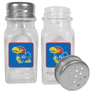 Siskiyou Buckle Kansas Jayhawks Graphics Salt & Pepper Shaker, CSPP21