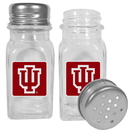 Siskiyou Buckle Indiana Hoosiers Graphics Salt & Pepper Shaker, CSPP39