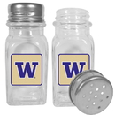 Siskiyou Buckle Washington Huskies Graphics Salt & Pepper Shaker, CSPP49