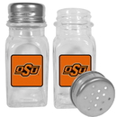 Siskiyou Buckle Oklahoma St. Cowboys Graphics Salt & Pepper Shaker, CSPP58
