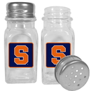 Siskiyou Buckle Syracuse Orange Graphics Salt & Pepper Shaker, CSPP62