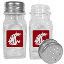 Siskiyou Buckle Washington St. Cougars Graphics Salt & Pepper Shaker, CSPP71