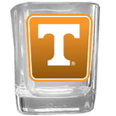 Siskiyou Buckle CSQP25 Tennessee Volunteers Square Glass Shot Glass