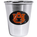 Siskiyou Buckle CSS42 Auburn Tigers Steel Shot Glass