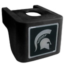 Siskiyou Buckle CSSH41 Michigan St. Spartans Shin Shield Hitch Cover