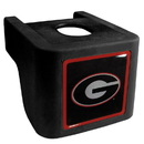 Siskiyou Buckle CSSH5 Georgia Bulldogs Shin Shield Hitch Cover