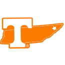 Siskiyou Buckle CSTM25 Tennessee Volunteers Home State 11 Inch Magnet