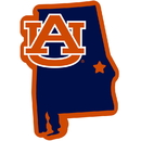 Siskiyou Buckle CSTM42 Auburn Tigers Home State 11 Inch Magnet