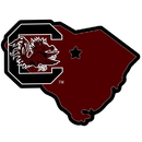 Siskiyou Buckle CSTM63 S. Carolina Gamecocks Home State 11 Inch Magnet