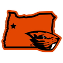 Siskiyou Buckle CSTM72 Oregon St. Beavers Home State 11 Inch Magnet