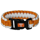 Siskiyou Buckle CSUB25 Tennessee Volunteers Survivor Bracelet