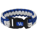 Siskiyou Buckle CSUB35 Kentucky Wildcats Survivor Bracelet