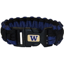 Siskiyou Buckle CSUB49 Washington Huskies Survivor Bracelet