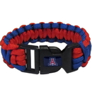 Siskiyou Buckle CSUB54 Arizona Wildcats Survivor Bracelet