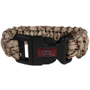 Siskiyou Buckle CSUB63TC S. Carolina Gamecocks Camo Survivor Bracelet