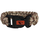 Siskiyou Buckle CSUB72TC Oregon St. Beavers Camo Survivor Bracelet