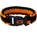 Siskiyou Buckle CSUB72 Oregon St. Beavers Survivor Bracelet