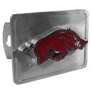 Siskiyou Buckle CTH12S Arkansas Razorbacks Hitch Cover Class II and Class III Metal Plugs