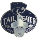 Siskiyou Buckle CTH15TZ Kansas St. Wildcats Tailgater Hitch Cover Class III