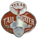 Siskiyou Buckle CTH22TZ Texas Longhorns Tailgater Hitch Cover Class III