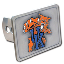 Siskiyou Buckle CTH35S Kentucky Wildcats Hitch Cover Class II and Class III Metal Plugs